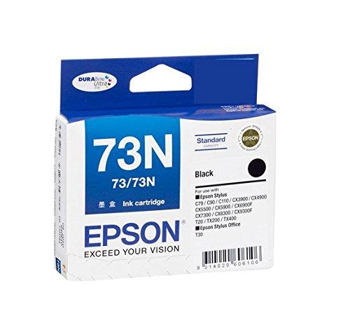 Epson 73N Black Ink Cartridge