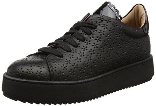 Twin Ca7pga Basso Collo Sneaker a Set Nero Donna wxqH8aw