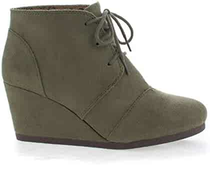 171f9cd8a SOREL Women's Joan Rain Wedge Booties. seller: Backcountry. (51). Soda Lace  up Oxford Ankle Bootie