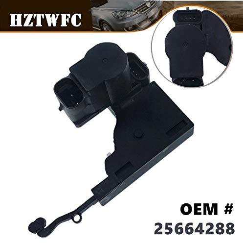 HZTWFC Door Lock Actuator Power Left 25664288 Compatible for Chevrolet GMC Pontiac Buick Oldsmobile Cadillac 1999-2006