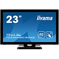 iiyama ProLite T2336MSC-B2AG 23 1920 x 1080pixels Multi-touch Black touch screen monitor