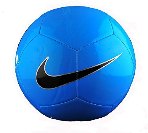 Nike Pitch–Balón de Entrenamiento, Color Cian y Plata, Cyan & Silver, 5
