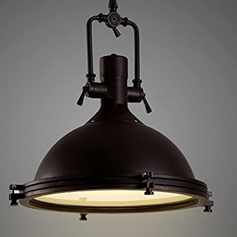 Industrial Nautical Pendant Light-LITFAD 16\