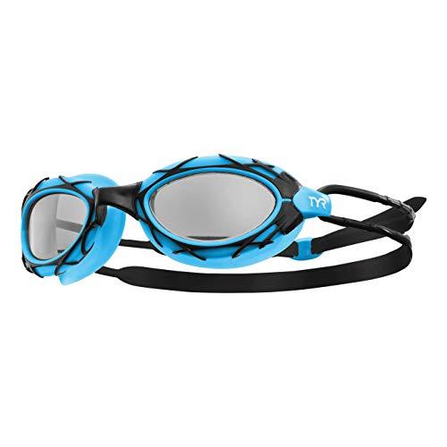 TYR Nest Pro Goggles, Black/Blue