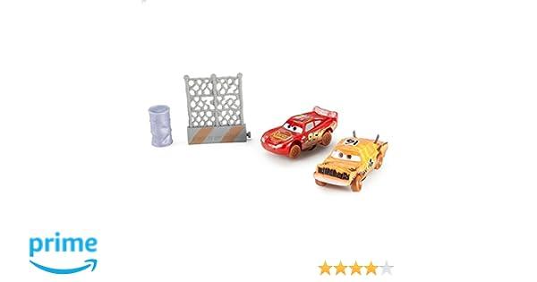 Disney Pixar Cars 2 Pack de 4 gommes