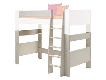 Steens Etagenbett Aufbauanleitung : Steens for kids umbausatz vom kinderbett zum hochbet