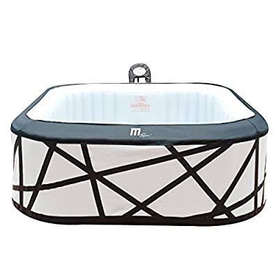 MSPA Premium Soho 132 Jet Relaxation and Hydrotherapy Spa Review