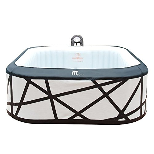 MSPA M-029S Premium Soho Outdoor Spas (Large Image)