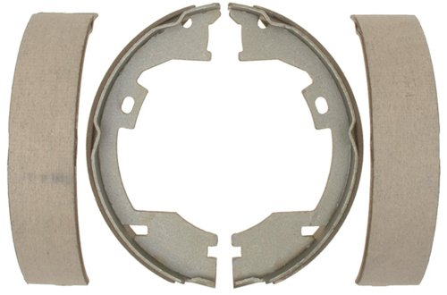 Raybestos 854PG Professional Grade Parking Brake Shoe Set - Drum in ()