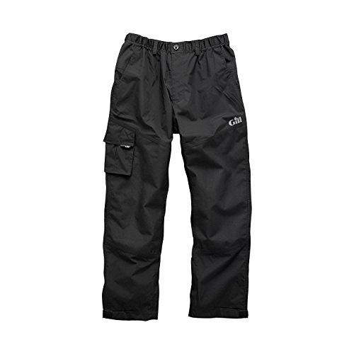 Gill Foul Weather - GILL 4362 Waterproof Trousers (Graphite, XL) 4362GXL