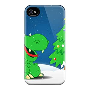 New Diy Design Year Of The Dragon For Iphone 4/4s Cases Comfortable For Lovers And Friends For Christmas Gifts