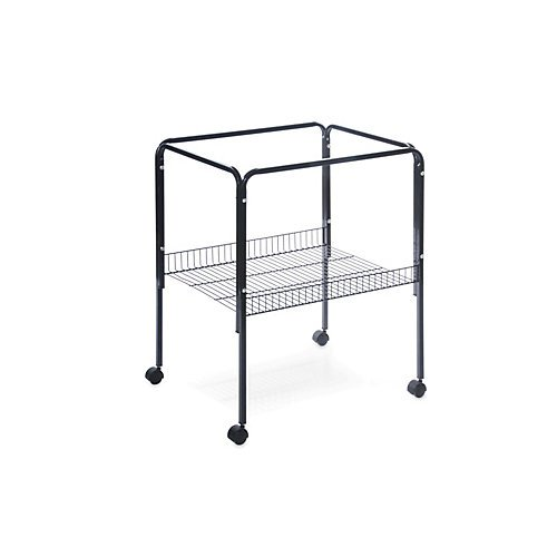 Prevue Pet Products BPV2521S Bird Cage Stand for Base Cages, Black