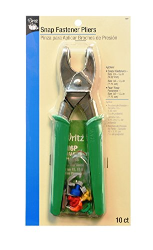 Dritz Snap Fastener Pliers