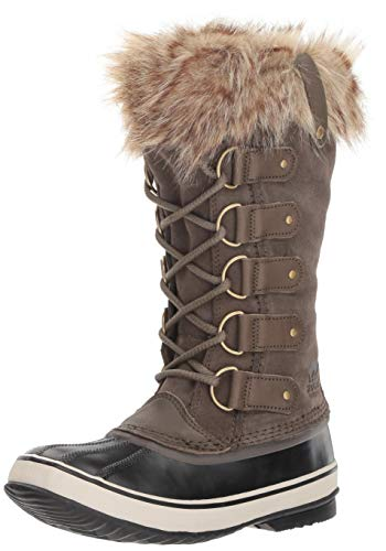 SOREL Women's Joan of Arctic Snow Boot, Major, Black, 10 M US