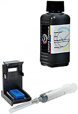 Kit para rellenar el cartucho HP 350 negro + Refill Clip para ...