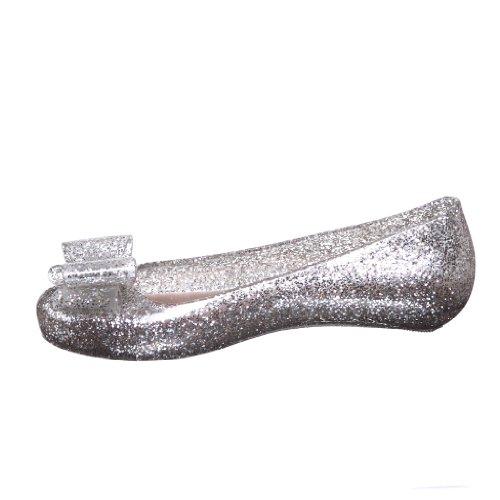 Glitter Argento Piatto Argento