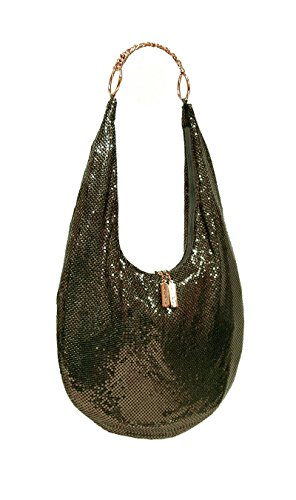 Whiting Mesh Gold Gold Hobo Chunky Davis Antique amp; Chain BnqSPOB
