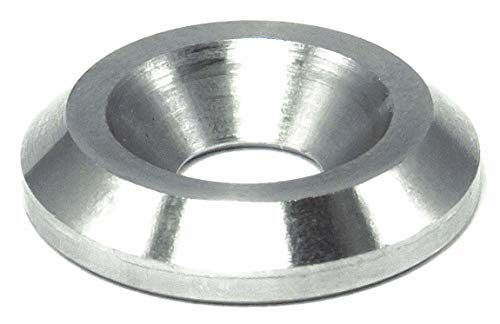 Countersunk Washer, 13/64in.x5/8in, Plain - pack of 5 by GRAINGER APPROVED (Image #1)