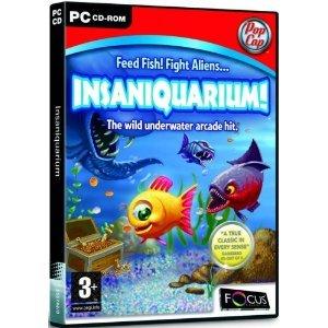 Insaniquarium (Pc) Windows 98/me/2000/xp/vista (Uk Import)