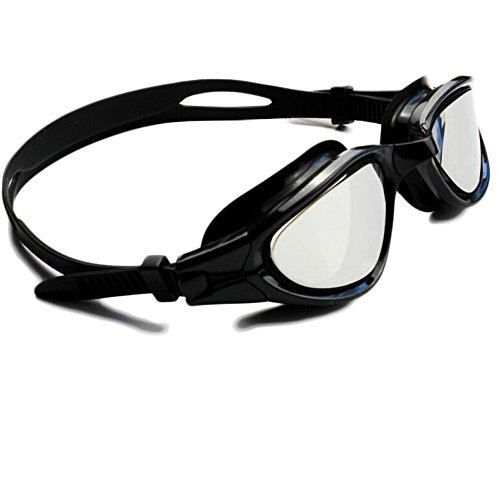 Compressions Brand Adult Swim Goggles for Men and Women with Swimming Goggles Case