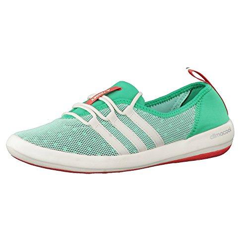 Adidas Terrex Cc Boat Sleek, Bottes de Randonnée Femme, Vert (Verbas/Blatiz/Rostac), 40 EU
