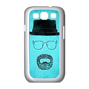 Breaking Bad Samsung Galaxy S3 9300 Cell Phone Case White AMS0720392