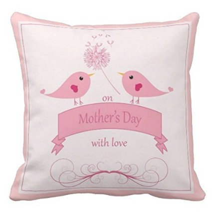 Mass-Thinker-Love-Pink-1818-Inch-Cotton-Pillow-Cover
