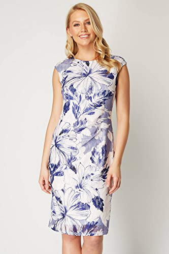 Mujer Para Roman Azul Vestido Originals Cqf8t