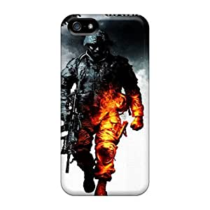 Protector Specially Made For HTC One M7 Phone Case Cover Battlefield Bad Company
