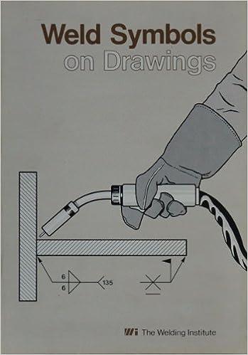Weld Symbols On Drawings Amazon Welding Institute