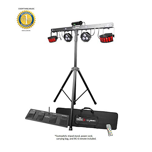 Chauvet 4Bar Led Lighting System in US - 7