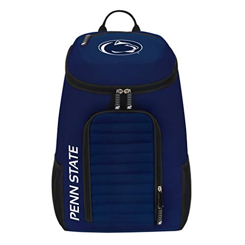 The Northwest Company Officially Licensed NCAA Penn State Nittany Lions Topliner Backpack, Blue, 19