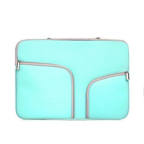Ivencase 13 Inch Neoprene Laptop Pockets