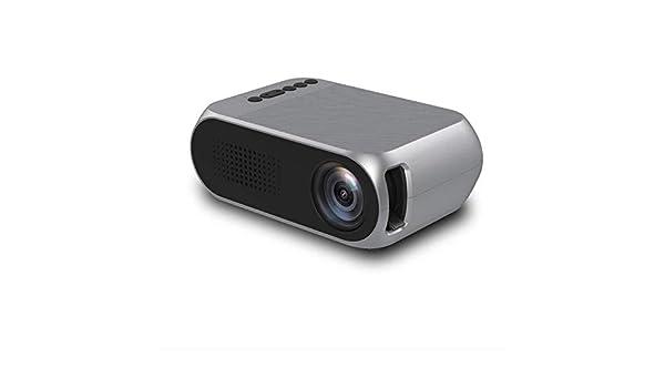LG-ZWHL Proyector De Video LED, Tecnología LCD Actualizada Soporte ...