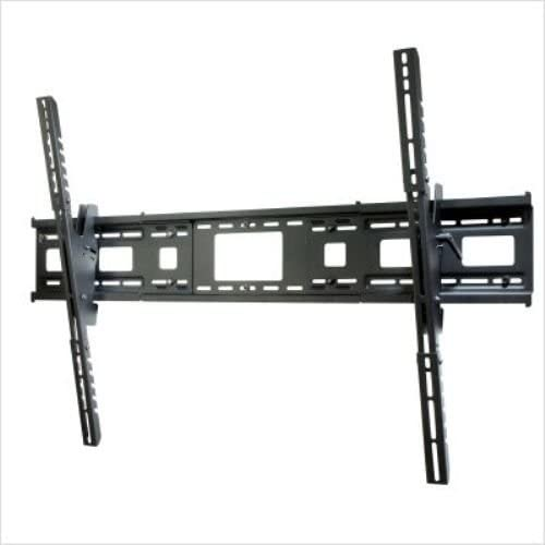 Peerless ONE-TP OneMount Expandable Tilt Wall Mount for 23 to 84 Displays Black Discontinued by Manufacturer