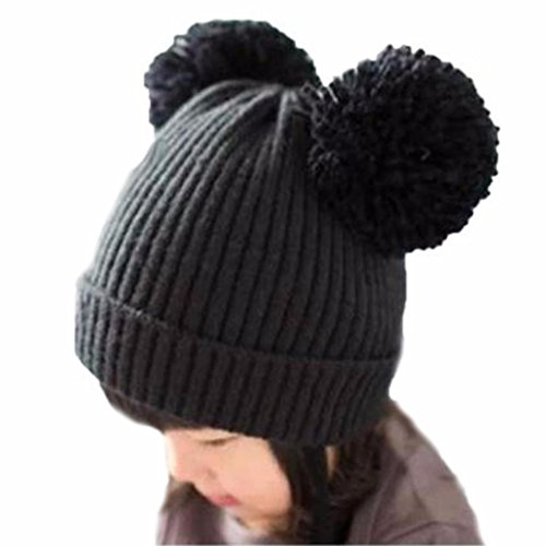 Fashion Lovely Winter Warm Baby FEITONG Kids Girls Boys Woolen Caps Hats supplies