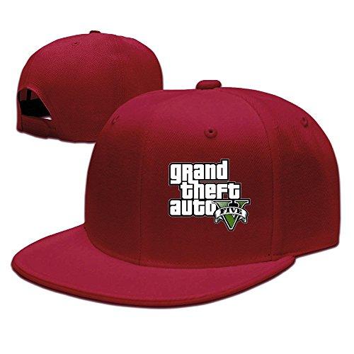 Price comparison product image Mens Grand Theft Auto V Rockstar Games Leslie Benzies Snapbacks Caps