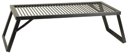 Stansport Extra Heavy Duty Steel Grill (36x18-Inch) by Stansport