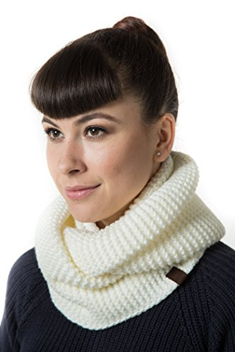 Marino's Women's Cable Knit Infinity Scarves, Fashion Winter Circle Scarf Wrap - ()