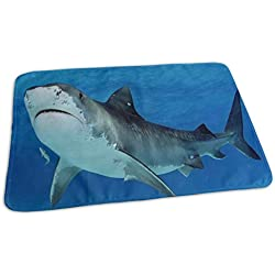 Changing Pad Tiger Shark Baby Diaper Urine Pad Mat Special Kids Pee Pads Sheet For Any Places For Home Travel Bed Play Stroller Crib Car