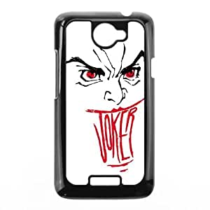 Smile Joker HTC One X Cell Phone Case Black Protect your phone BVS_702229