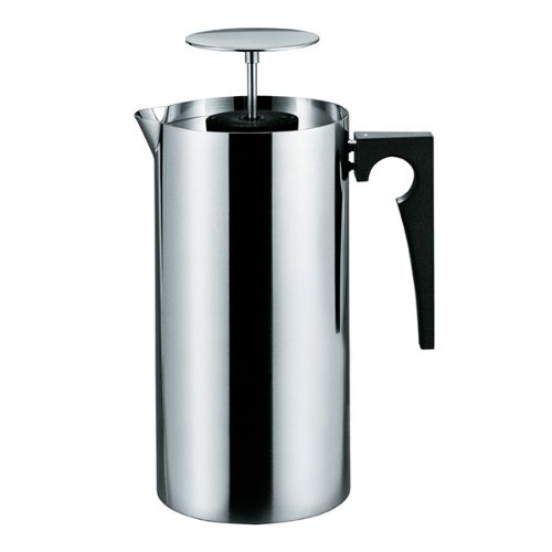 Stelton French Press Cylinda Coffee Press by Arne Jacobsen 34 Ounce, 1 Liter