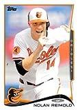 2014 Topps #558 Nolan Reimold - Baltimore Orioles (Baseball Cards)