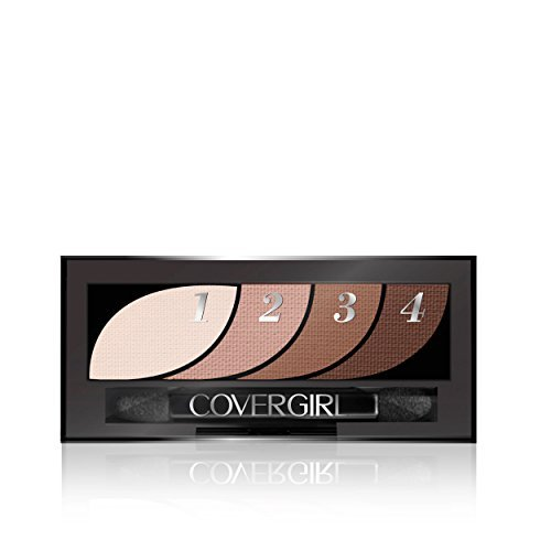 CoverGirl EyeShadow Quads - Notice Me Nudes 700 by CoverGirl