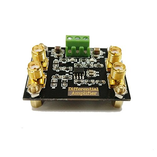 Taidacent THS4131 Fully Differential Input/Output Low Noise Amplifier Module Single Ended to Differential Single Ended Input Double Ended Output
