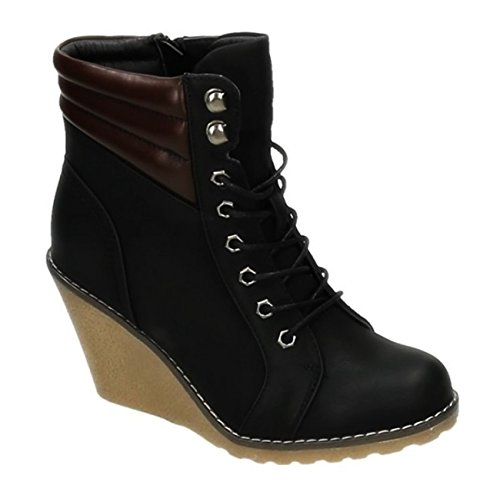 Of botas King negro Shoes clásicas Mujer HPxE1wx
