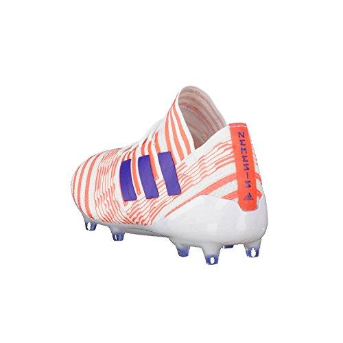 De 1 Fg Nemeziz White 17 Adidas Chaussures easy Coral Football Ink Blanc Femme footwear mystery EwTFXFq