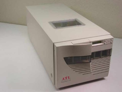 ATL L200 DLT4000 Autoloader L200 SE/SCSI, Refurbished to Factory (Refurbished Scsi)