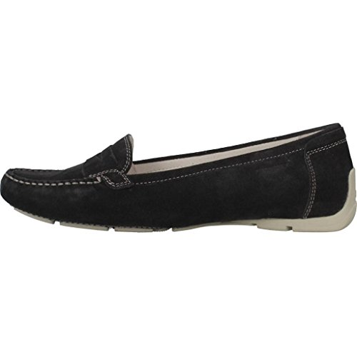 Moccasins Colour Black Black Women Black Model for Moccasins Women for 106145 Brand Stonefly gtCpnwqwd