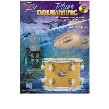 Blues Drumming Book/CD